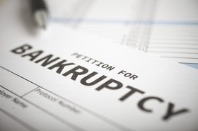 bankruptcy finance thinkstock photos minerva studio