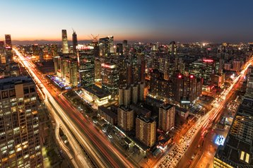 beijing skyline china investment thinkstock photos bingdian