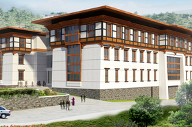 Bhutan Innovation and Technology Center render