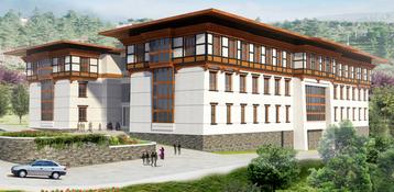 Bhutan Innovation and Technology Center render