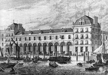 Old Billingsgate, 1876