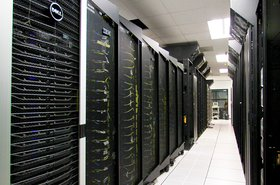 Biocomplexity Institute of Virginia Tech data center
