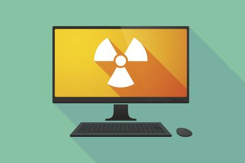 Nuclear testing computer