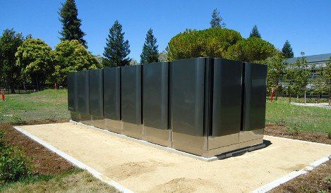 Bloom Energy fuel cells deployed at a NASA campus
