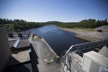 Vattenfall AB's Boden Hydro Power Station