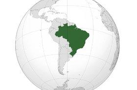 Brazil. Source: Wikimedia Commons