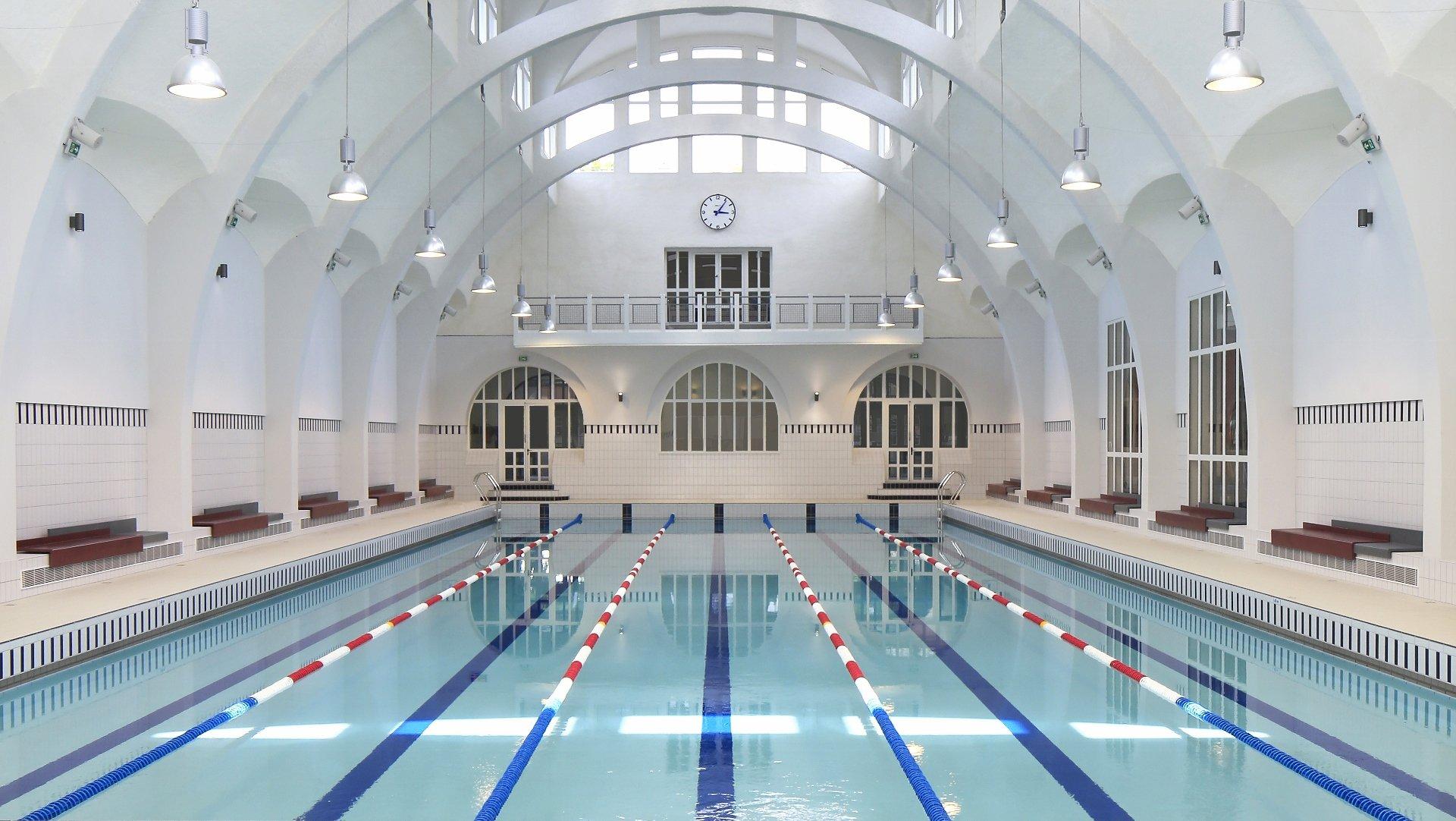La Butte Aux Cailles Photos stimergy's edge platform used to heat french public pool - dcd