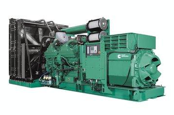 C2750D5B diesel genset