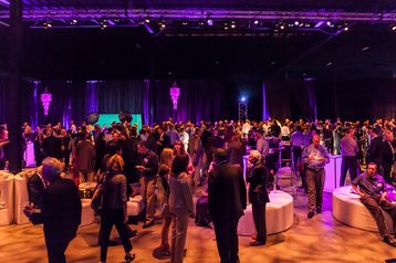 More than 600 attended the CA3 opening gala
