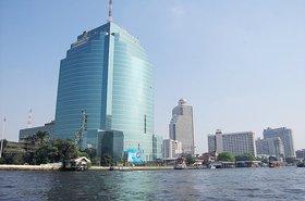 CAT Tower in Bangkok