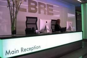 CBRE's offices at Henrietta House