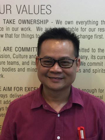 CK Cheong, CEO, ERS Group