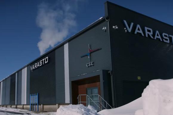 CSC's Kajaani data center