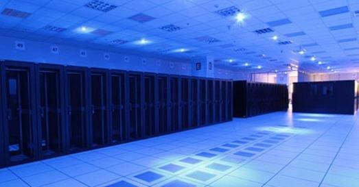 The Equinix SP2 data center in Sao Paulo