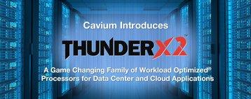 Cavium Thunder X2