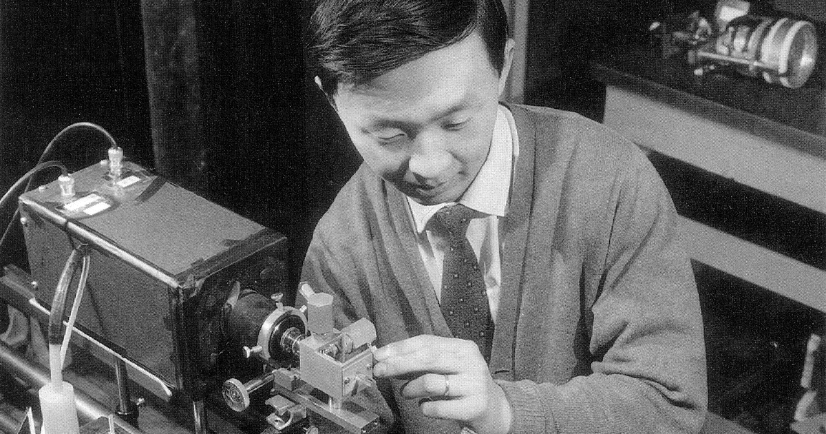 Fiber Optic Pioneer Charles Kao Passes Away Dcd