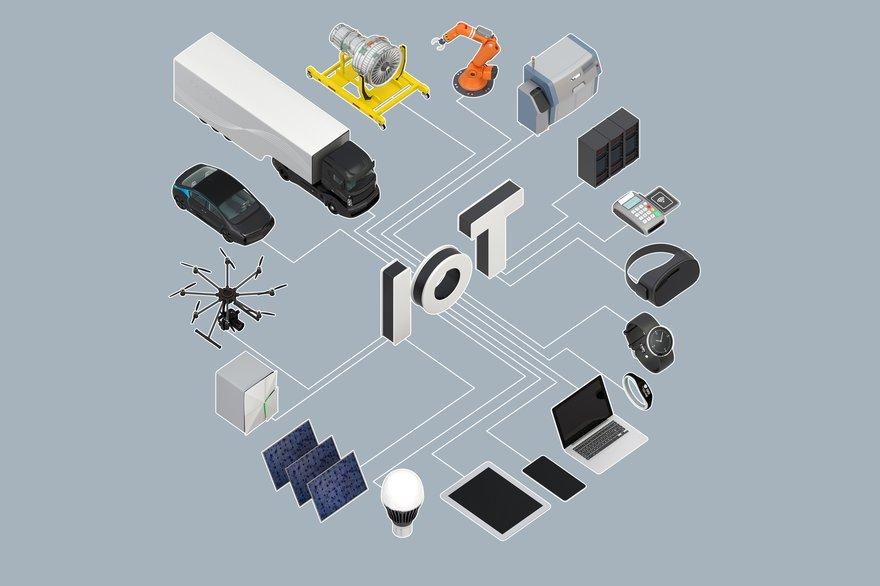Industrial Internet IoT