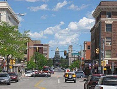 Cheyenne, Wyoming. Source: Green House Data website