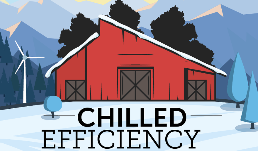 Chilled Efficiency