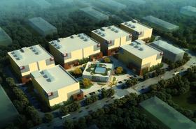 ChinaCache Atecsys data center campus