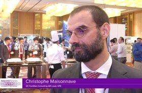Christophe Maisonnave, HPE