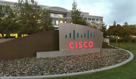 Cisco headquarters in San Jose, California