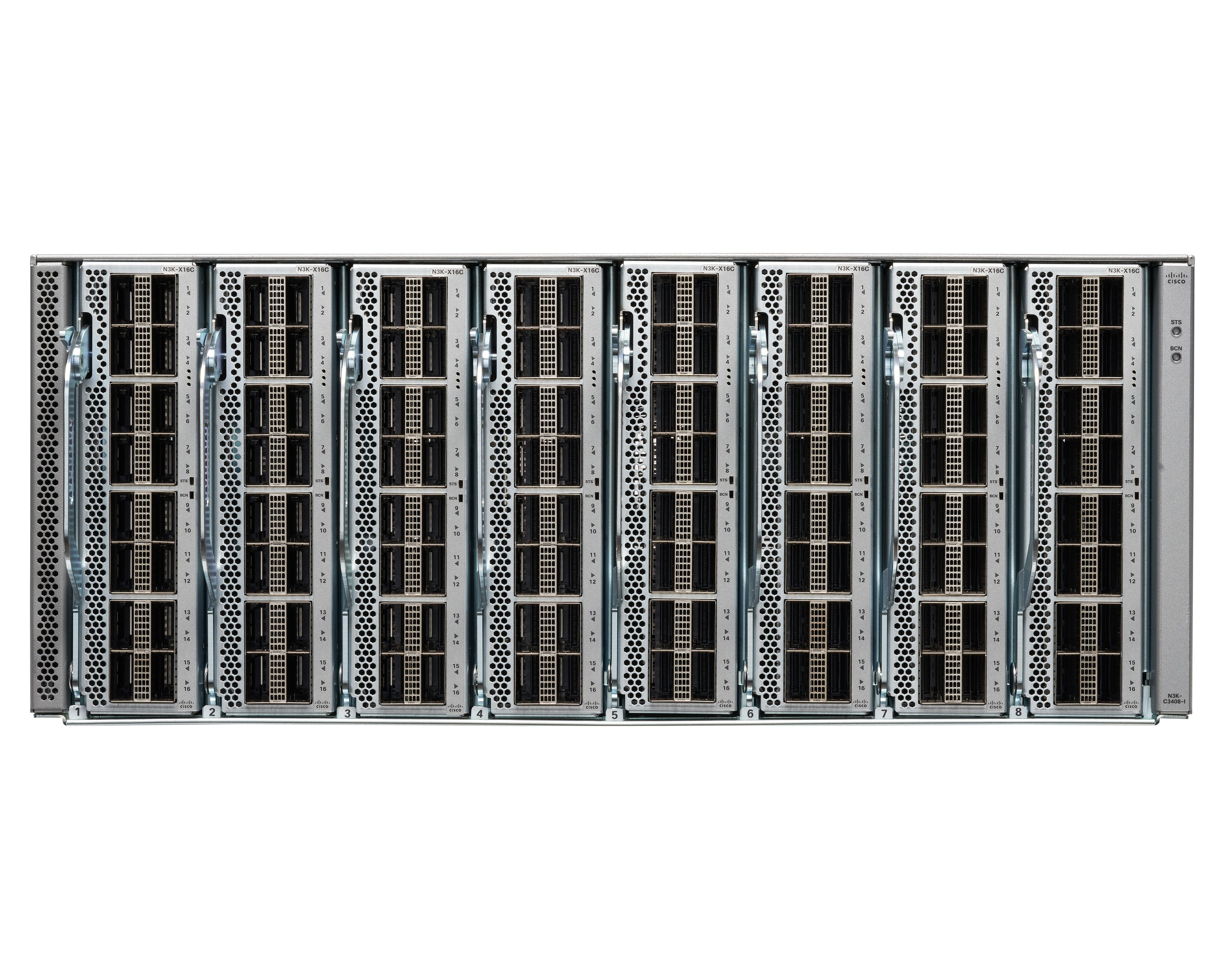 Cisco joins the march to 400GbE data center switches - DCD