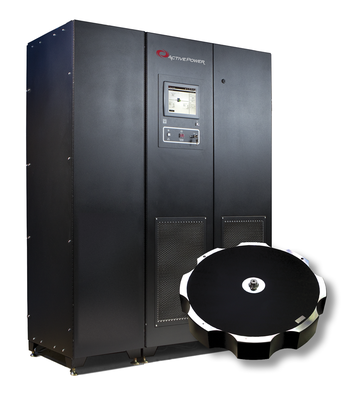 CleanSource 275XT UPS with rotor