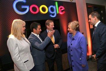Clondalkin, Google