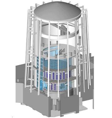 Clumeq supercomputer, McGill University, Quebec
