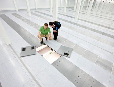 What the Colt Modular Data Centre will look like inside