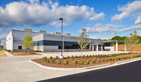 Compass gets its first LEED Gold for North Carolina data