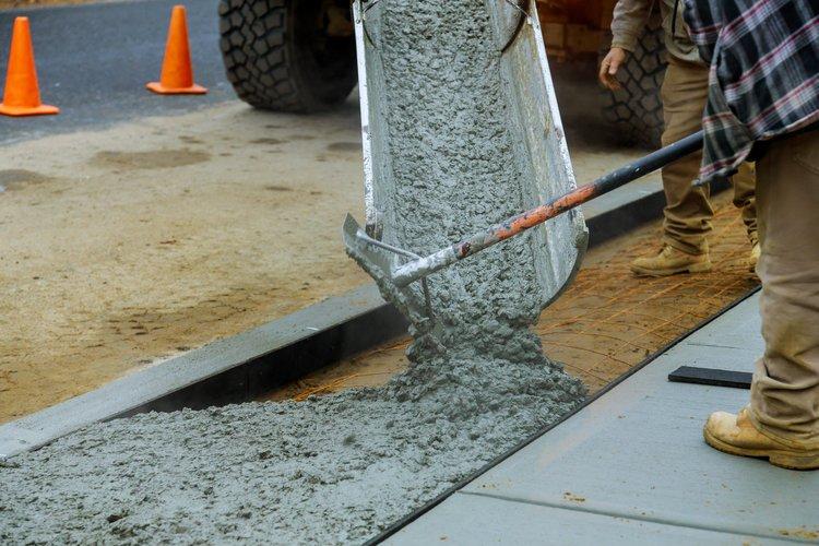 Curing concrete's carbon curse