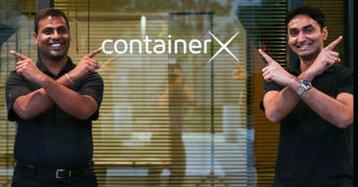 Pradeep Padala, CTO, Kiran Kamity, CEO ContainerX