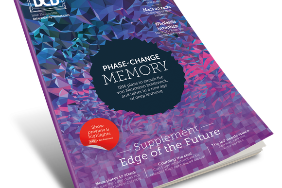 DCD Magazine Issue 33 Phase-Change Memory