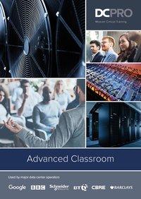 Advanced Classroom Brochure Cover