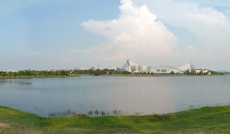 Cyberjaya in Malaysia, where NTT will build a new data center. Image courtesy of the Creative Commons