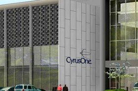 CyrusOne's data center in Sterling, Virginia