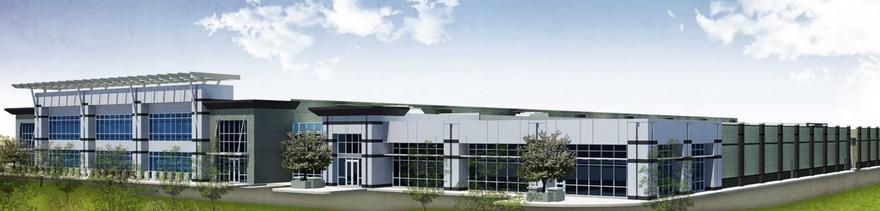 CyrusOne Phoenix II facility
