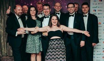 DCD Awards 2019 Boden Winners
