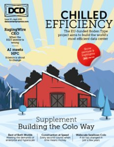 DCD Chilled Efficiency