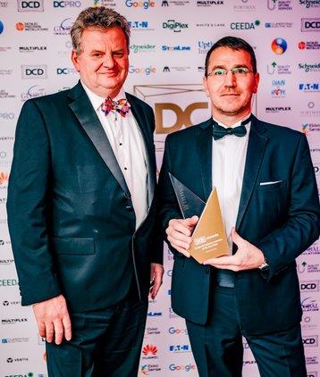 DCD Awards 2019 Boden Winners - Video Image