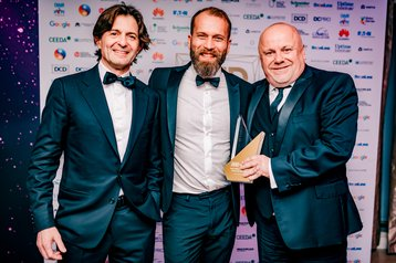 DCD Awards 2019 Bouygues Winners