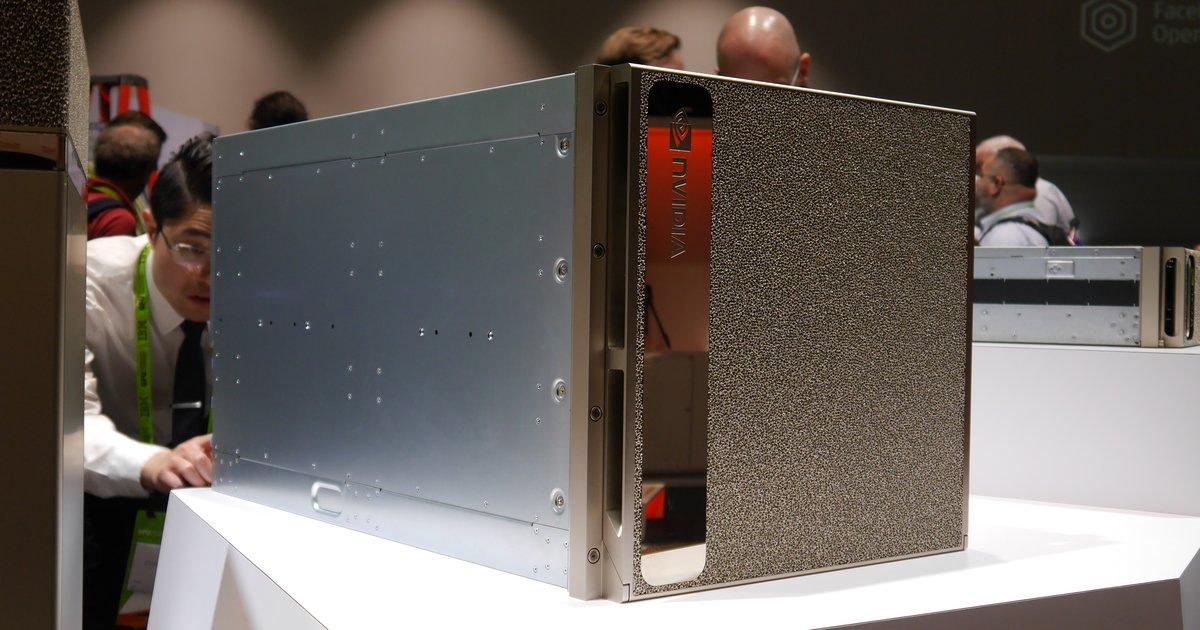 nvidias dgx 1 supercomputer packs - 1200×630