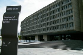 Department of Health & Human Services, the federal body in charge of CMS