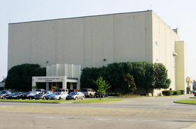 DISA's DECC Montgomery, Alabama data center