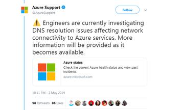 DNS Azure