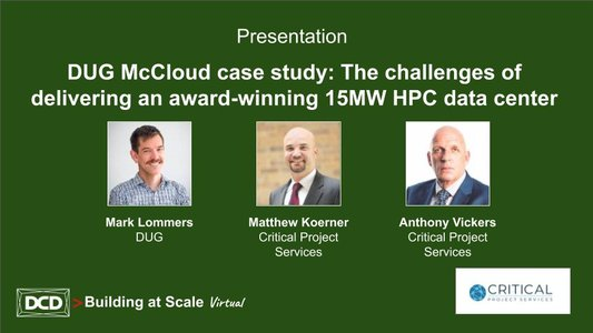 DUG McCloud case study_ The challenges of delivering an award-winning 15MW HPC data center.jpg