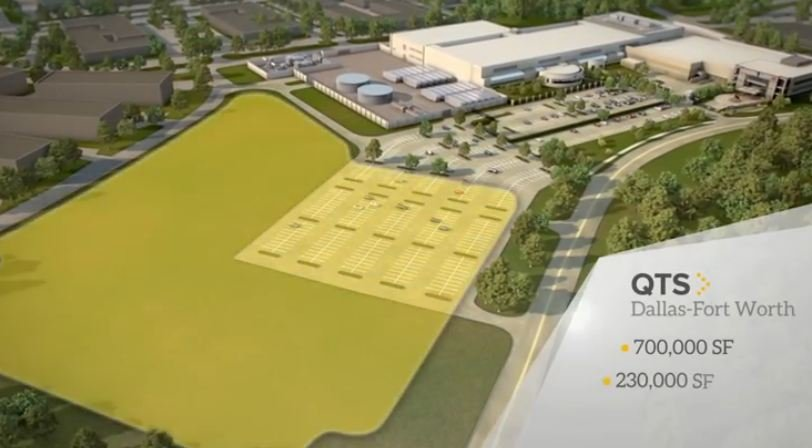 QTS announces anchor tenant for Dallas data center - DCD