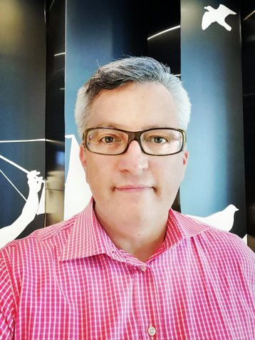 Darren Hawkins, President, Polymer Connected